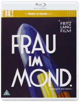 Frau Im Mond [Woman In The Moon] (Masters of Cinema) (DUAL FORMAT Edition)