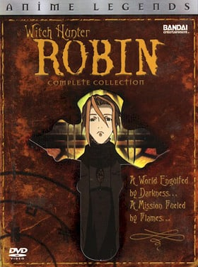 Witch Hunter Robin: Complete Collection (Anime Legends)