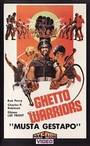 Ghetto Warriors [VHS]