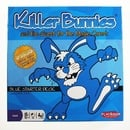 Killer Bunnies and the Quest for the Magic Carrot Blue Starter Deck and Yellow Booster Deck