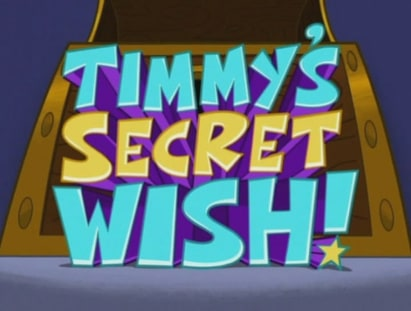 The Fairly Oddparents Timmy's Secret Wish 2011