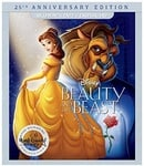 Beauty and the Beast: 25th Anniversary Edition - (BD+DVD+DIGITAL HD)