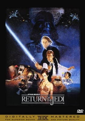 Star Wars: Episode VI - Return of the Jedi (1983 & 2004 Versions, Two-Disc Widescreen Edition)