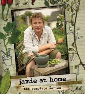 Jamie at Home