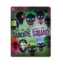 Suicide Squad: SteelBook (4K Ultra HD Blu Ray + Blu Ray + Digital HD)