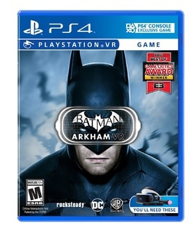 Batman: Arkham VR - PlayStation 4