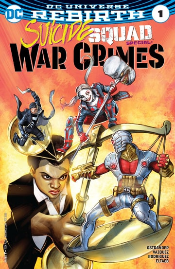 suicide squad special: war crimes