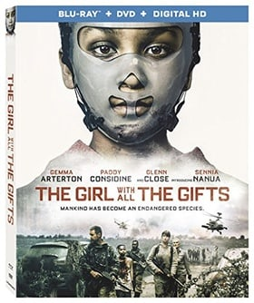 The Girl With All The Gifts [Bluray]