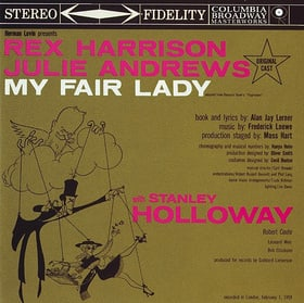 My Fair Lady (1959 Original London Cast)