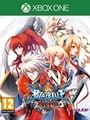 blazblue chrono phantasma extend xbox one