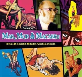 Mad, Mod & Macabre - The Ronald Stein Collection (5 CD)