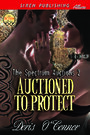Auctioned to Protect (The Spectrum Auctions #2)