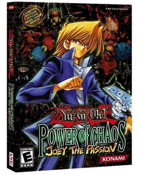 Yu-Gi-Oh Power of Chaos: Joey the Passion