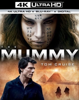 The Mummy (4K Ultra HD + Blu-ray + Digital HD)