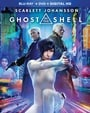 Ghost in the Shell (Blu-ray + DVD + Digital)