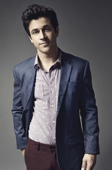 David Henrie as Fred Weasley II