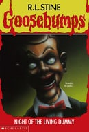Night of the Living Dummy (Goosebumps, No 7)