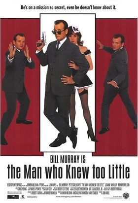 The Man Who Knew Too Little                                  (1997)