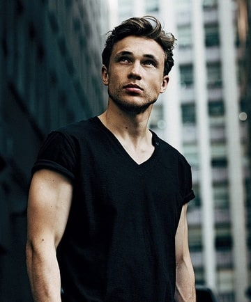 William Moseley as Albus Severus Potter