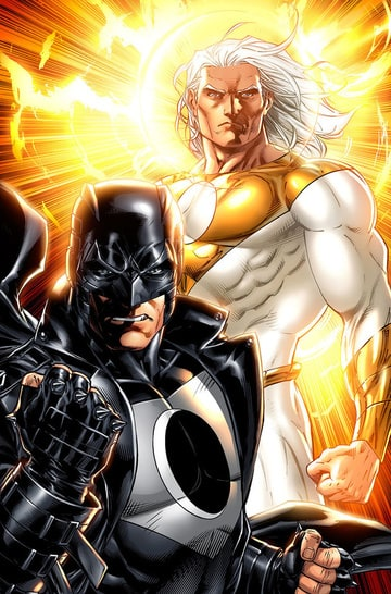 Apollo & Midnighter