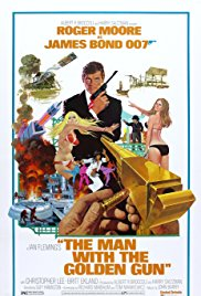 James Bond - The Man With The Golden Gun