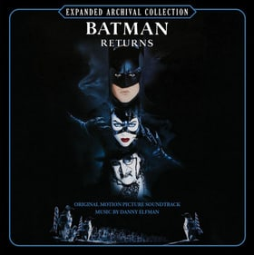 Batman Returns: Expanded Limited Edition Soundtrack