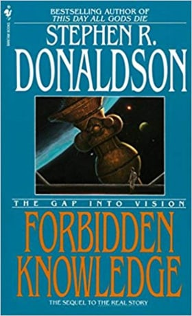 Forbidden Knowledge: The Gap into Vision (The Gap, Book 2)