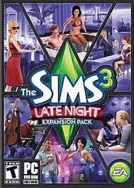 The Sims 3: Late Night (Expansion)