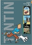 The Adventures of Tintin, Vol. 5: Land of Black Gold / Destination Moon / Explorers on the Moon (3 V