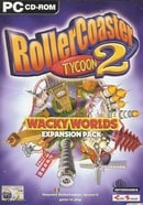 RollerCoaster Tycoon 2: Wacky Worlds (Expansion)