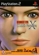 Resident Evil CODE: Veronica X (PAL)