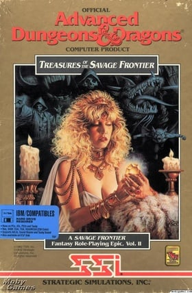 Treasures of the Savage Frontier: Savage Frontier Vol II