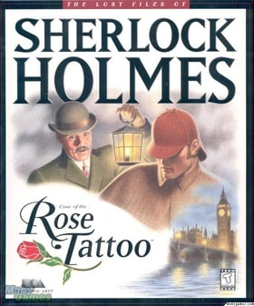 Sherlock Holmes: The Case of the Rose Tattoo