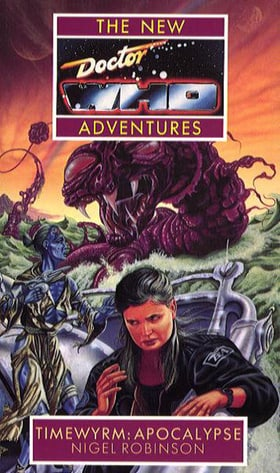 Timewyrm: Apocalypse (New Doctor Who Adventures)