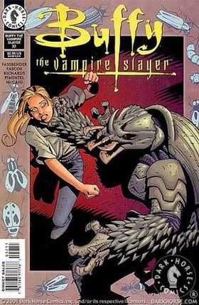 Buffy the Vampire Slayer #32