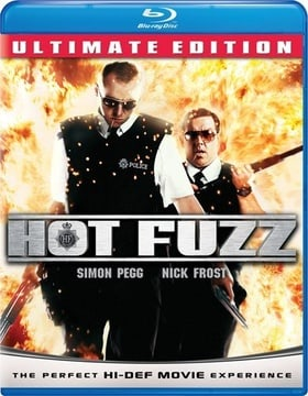 Hot Fuzz: Ultimate Edition [Blu-ray]