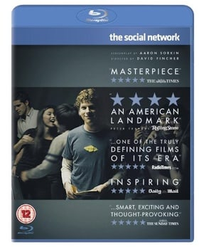 The Social Network  [Region Free]