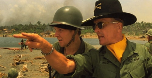 apocalypse now as a metaphor of the vietnam war Francis ford coppola's apocalypse now will be turned into a horror  and input  from gamers and fans of the 1979 vietnam war classic.