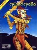 Fiend Folio: Tome of Creatures Malevolent and Benign: (Advanced Dungeons and Dragons)