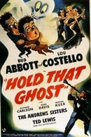 Hold That Ghost