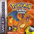 Pokemon FireRed W/ Wireless Adapter