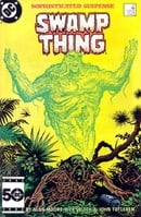 Saga of the Swamp Thing #37