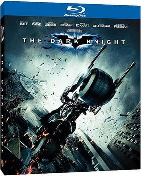 The Dark Knight (Exclusive Steelbook Packaging) [Blu-ray]