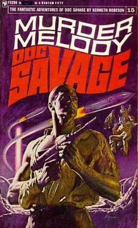 Murder melody (Doc Savage #15)