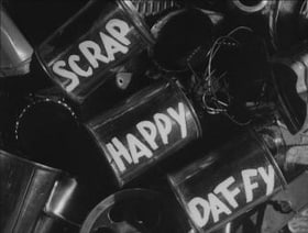 Scrap Happy Daffy