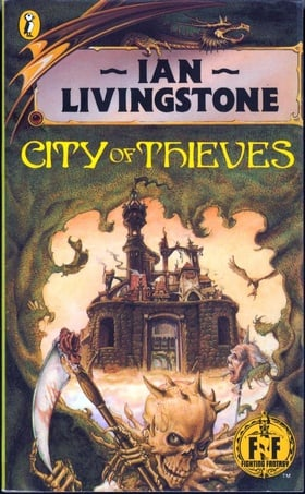 City of Thieves (Puffin Adventure Gamebooks)