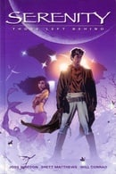 Serenity: Those Left Behind (Serenity #1)