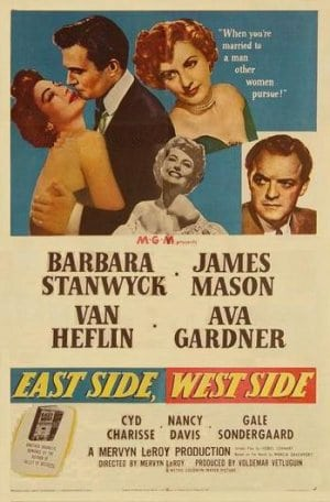 East Side, West Side                                  (1949)