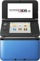 Nintendo 3DS XL (Blue / Black)