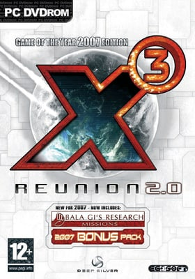 X3 Reunion 2.0 (Game of the Year 2007 Edition)